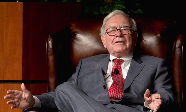 warren buffett how to manage change